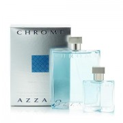 (M) AZZARO CHROME 6.7 EDT SP + 1.0 SP
