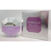 (L) BEBE GLAM PLATINUM 3.4 EDP SP