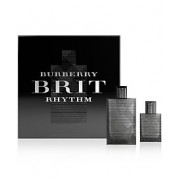 (M) BURBERRY BRIT RHYTHM 3.0 EDT SP + 1.0 EDT