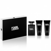(M) KARL LAGERFELD 3.4 EDT SP + AS/B 3.3 + S/G 3.3