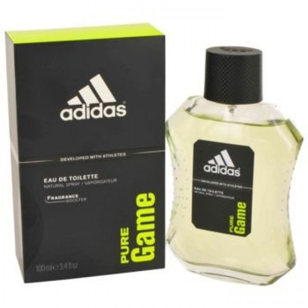 (M) ADIDAS PURE GAME 3.4 EDT SP