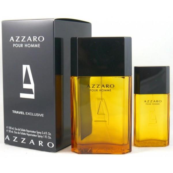 (M) AZZARO 3.4 EDT SP + 1.0 EDT SP