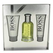 (M) BOSS No6 BOTTLED 3.4 EDT SP + 1.6 S/G + 2.5 AS/B