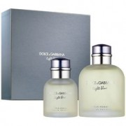 (M) D&G LIGHT BLUE 4.2 EDT SP + 1.3 EDT SP