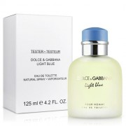 (M) D&G LIGHT BLUE 4.2 EDT SP TSTR