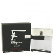 (M) SALVATORE FERRAGAMO F BLACK 3.4 EDT SP