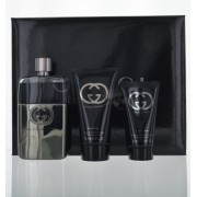 (M) GUCCI GUILTY 3.0 EDT SP + 2.5 AS/B + 1.6 S/G