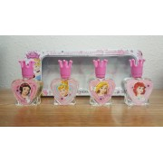 (K) PRINCESS 0.07 EDT SP 4 PC COLLECTION