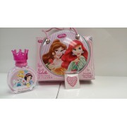 (K) PRINCESS 1.7 EDT SP + TIN BOX + TATTOO