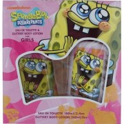 (K) SPONGE BOB GIRL 3.4 EDT SP + 8 B/L