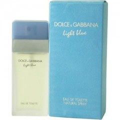 (L) D&G LIGHT BLUE 3.3 EDT SP