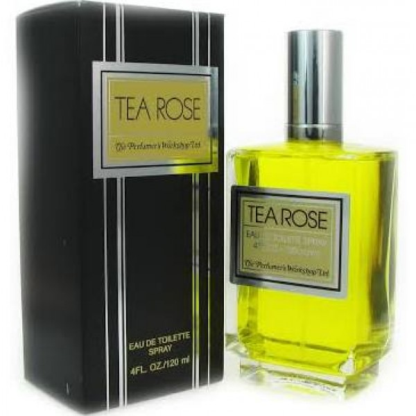 (L) TEA ROSE 4.0 EDT SP