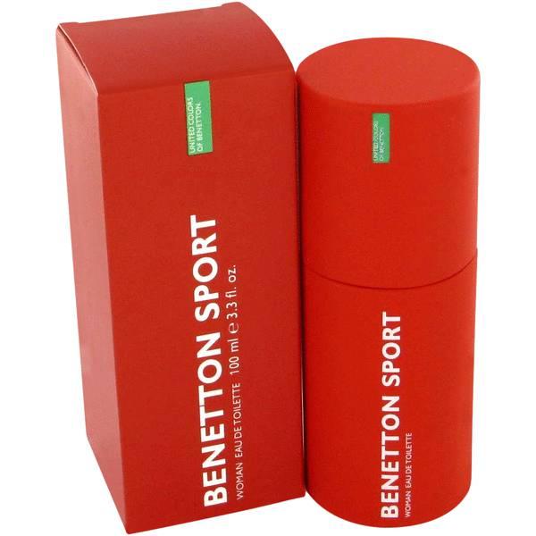 (L) BENETTON SPORT 3.3 EDT SP