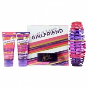(L) JUSTIN BIEBER GIRLFRIEND 3.4 EDP SP + 3.4 S/G + 3.4 B/L