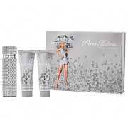 (L) PARIS HILTON 3.4 EDP SP + 3.0 B/L + 3.0 S/G BLING