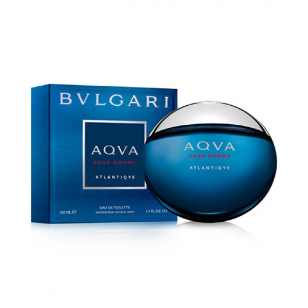 (M) BVLGARI AQUA ATLANTIQUE 3.4 EDT SP
