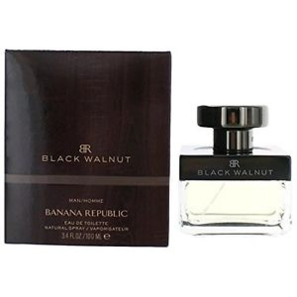 (M) BANANA REPUBLIC BLACK WALNUT 3.4 EDT SP