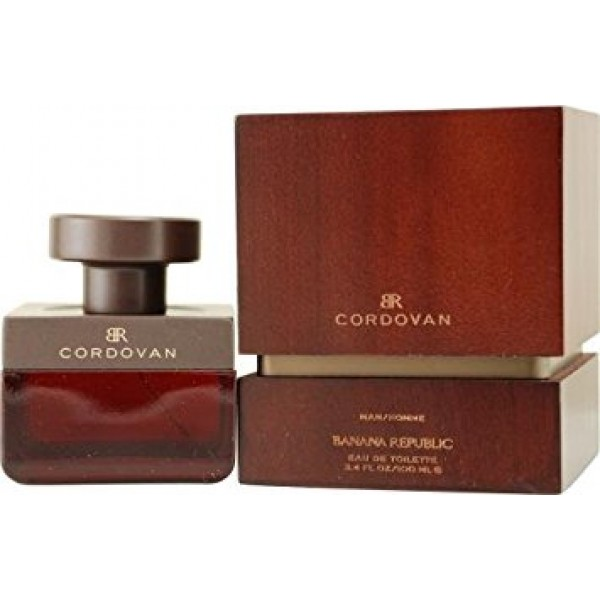 (M) BANANA REPUBLIC CORDOVAN 3.4 EDT SP