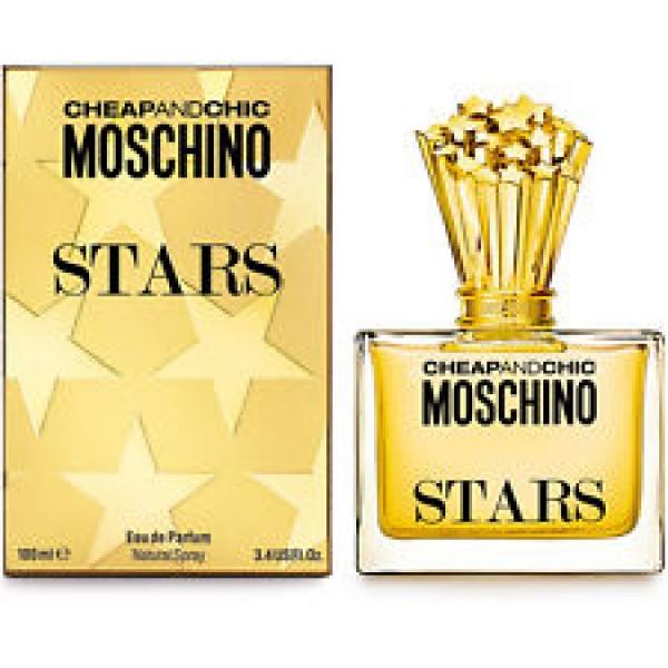 (L) MOSCHINO STARS 3.4 EDP SP