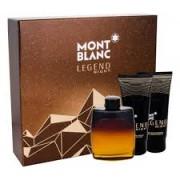 (M) MONT BLANC LEGEND NIGHT 3.4 EDP SP + 2.5 A/S