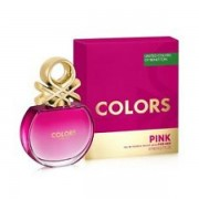 (L) BENETTON COLORS PINK 3.4 EDT SP