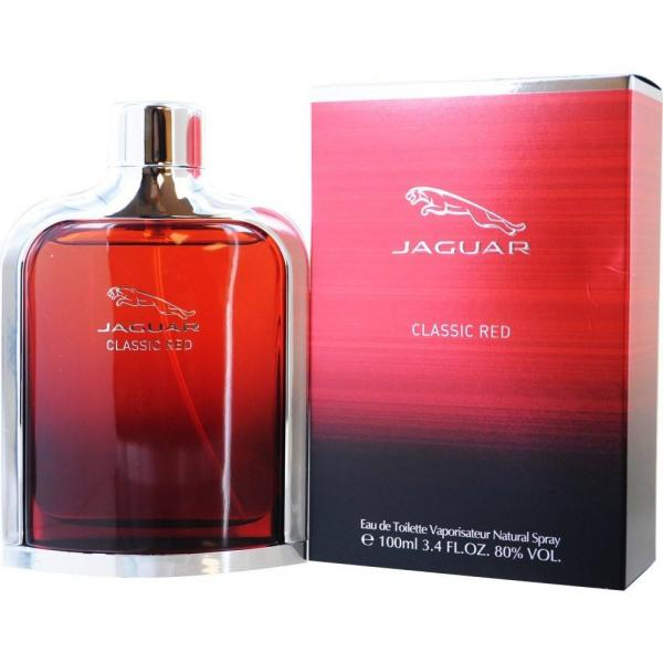(M) JAGUAR CLASSIC RED 3.4 EDT SP