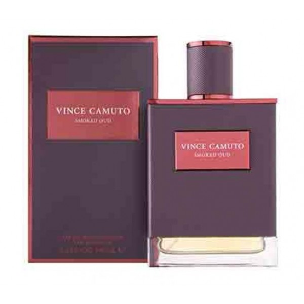(M) VINCE CAMUTO SMOKED OUD 3.4 EDT SP