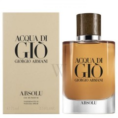 (M) ACQUA DI GIO ABSOLU 2.5 EDP SP