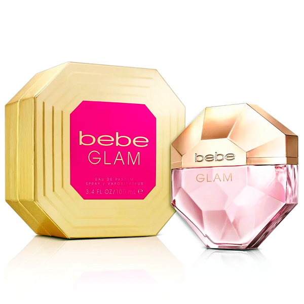 (L) BEBE GLAM 3.4 EDP SP