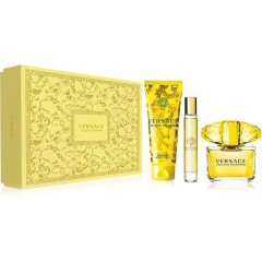 (L) VERSACE YELLOW DIAMOND 3.0 EDT SP + 5.0 B/L + 0.3 EDT SP