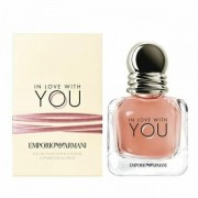 (L) ARMANI IN LOVE WITH YOU 3.4 EDT SP