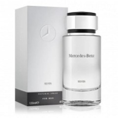 (M) MERCEDES BENZ SILVER 4.0 EDT SP