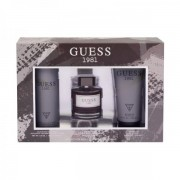 (M) GUESS 1981 3.4 EDT SP + 6.0 BODY SP + 6.7 S/G