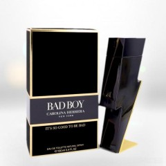 (M) CAROLINA HERRERA BAD BOY  3.4 EDT SP
