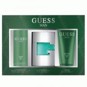 (M) GUESS 3.4 EDT SP + 6.7 S/G + 6.0 B/S