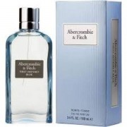 (L) AB & FITCH FIRST INSTINCT BLUE 3.4 EDP + 6.7 B/L + MINI