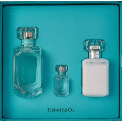 (L) TIFFANY & CO 2.5 EDP SP + 3.4 B/L + MINI