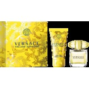 (L) VERSACE YELLOW DIAMOND 3.0 EDT SP + 3.4 B/L + BAG TAG