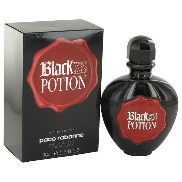 (L) XS BLACK POTION 2.7 EDT SP
