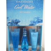 (L) COOL WATER 3.4 EDT SP + 2.5 B/L + 2.5 S/G