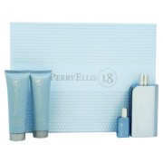 (M) PERRY ELLIS 18 3.4 EDT SP + 1.7 S/G + 2.75 D/T + .25