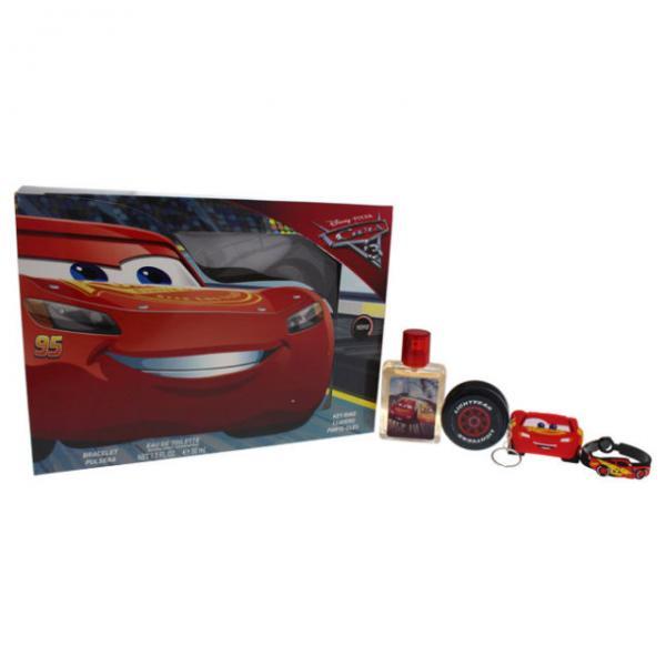 (K) CARS 1.7 EDT SP + BRACELET + KEY RING + YOYO