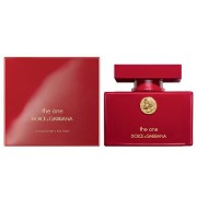 (L) D&G THE ONE COLLECTOR RED 2.5 EDP SP
