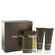 (M) D&G THE ONE 3.4 EDT SP + 1.6 A/S + 1.6 S/G
