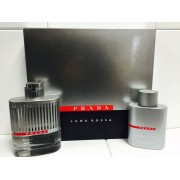 (M) PRADA LUNA ROSSA 3.4 EDT SP + 3.4 AS/B