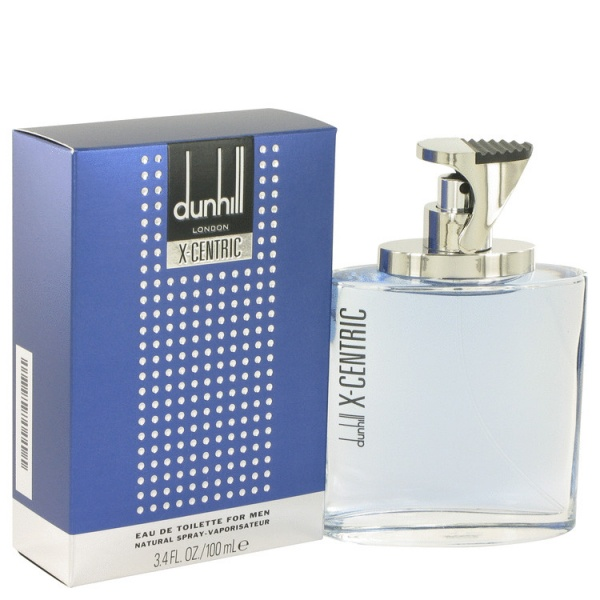 (M) DUNHILL LONDON X-CENTRIC 3.4 EDT SP