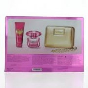 (L) BRIGHT CRYSTAL ABSOLUTE 3.0 EDP SP + 3.4 B/L + GOLD BAG