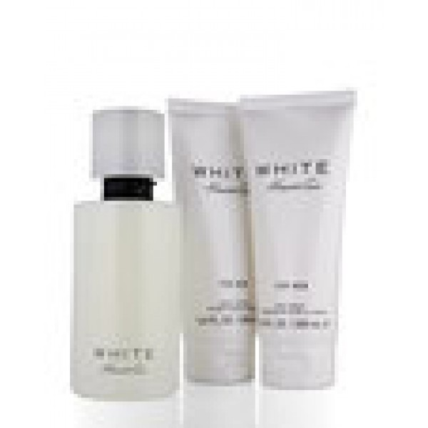 (L) KENNETH COLE WHITE 3.4 EDP SP + 3.4 S/G + 3.4 B/L