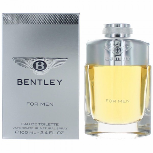(M) BENTLEY 3.4 EDT SP